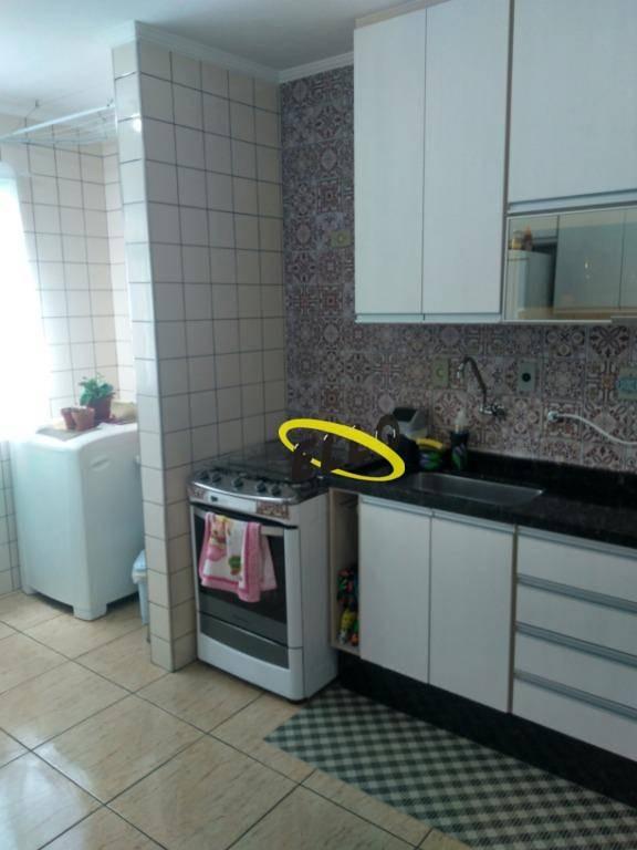 apartamento à venda, 55 m² por r$ 160.000,00 - jardim rio das pedras - cotia/sp - ap1908