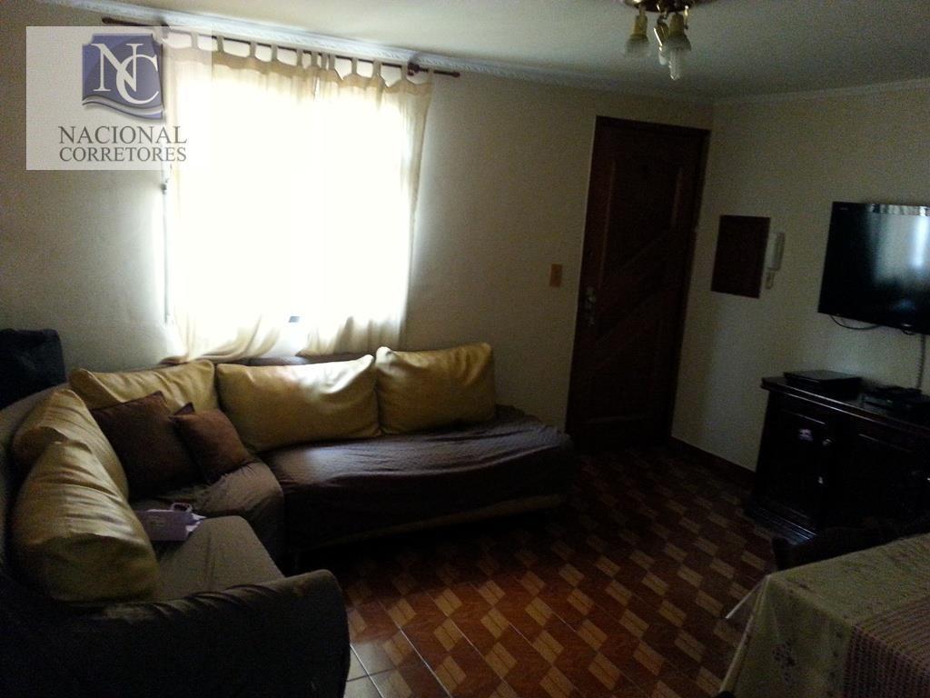 apartamento à venda, 55 m² por r$ 235.000,00 - vila camilópolis - santo andré/sp - ap3812