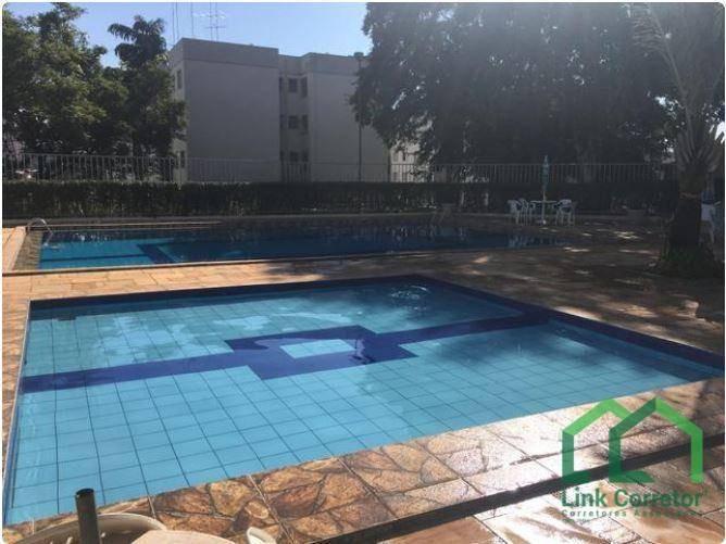 apartamento à venda, 55 m² por r$ 265.000,00 - jardim miranda - campinas/sp - ap1297