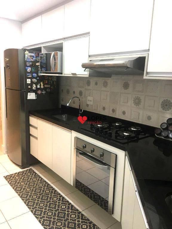 apartamento à venda, 55 m² por r$ 403.000,00 - vila prudente - são paulo/sp - ap2284