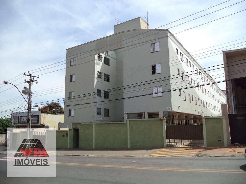 apartamento à venda, 56 m² por r$ 165.000,00 - são vito - americana/sp - ap0928