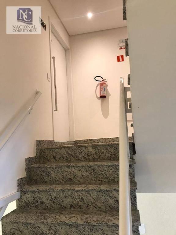 apartamento à venda, 56 m² por r$ 230.000,00 - parque novo oratório - santo andré/sp - ap9465
