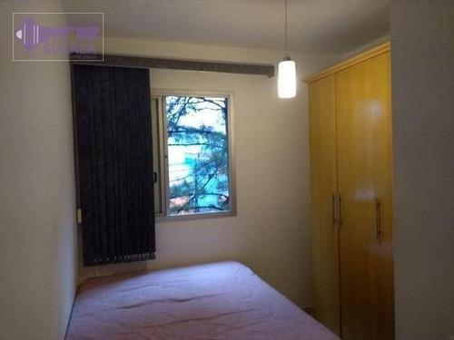 apartamento à venda, 56 m² por r$ 235.000,00 - demarchi - são bernardo do campo/sp - ap0763
