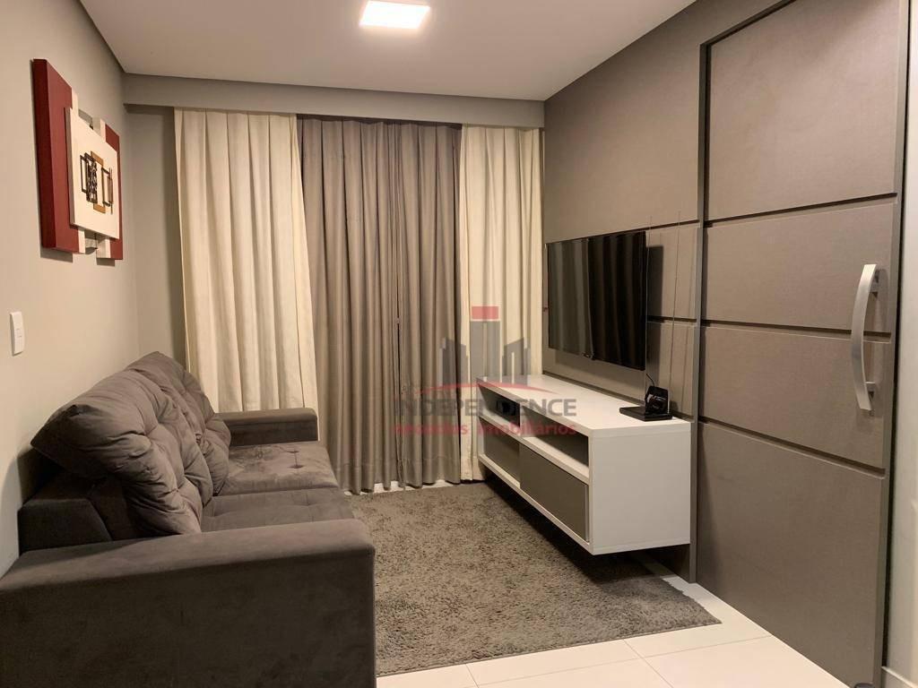 apartamento à venda, 56 m² por r$ 250.000,00 - parque residencial flamboyant - são josé dos campos/sp - ap2978