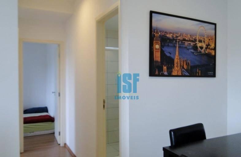 apartamento à venda, 57 m² por r$ 280.000,00 - umuarama - osasco/sp - ap19918