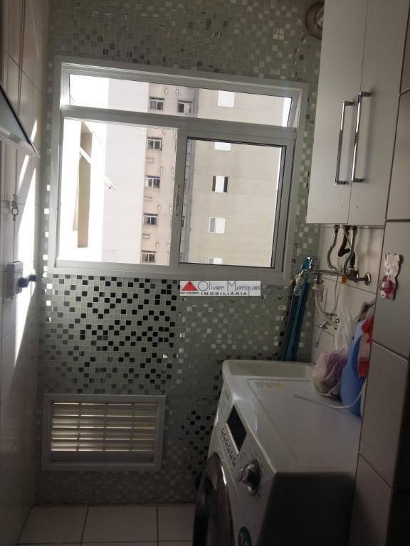 apartamento à venda, 57 m² por r$ 320.000,00 - umuarama - osasco/sp - ap6030