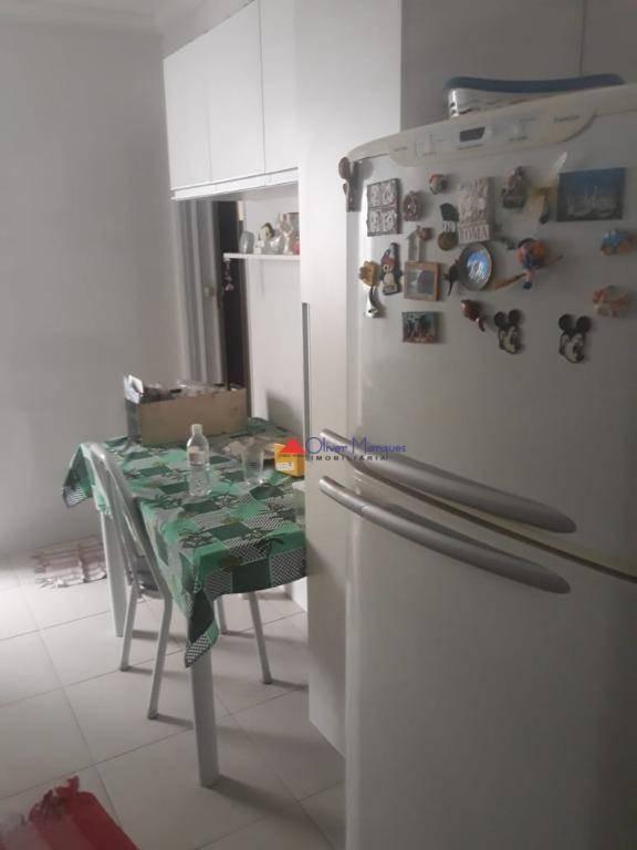 apartamento à venda, 58 m² por r$ 330.000,00 - jaguaré - são paulo/sp - ap7082