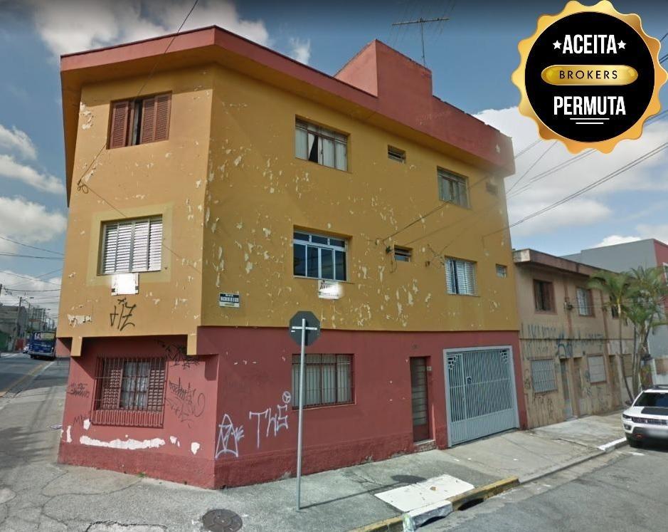 apartamento à venda, 59 m² por r$ 300.000,00 - santo antônio - são caetano do sul/sp - ap1914