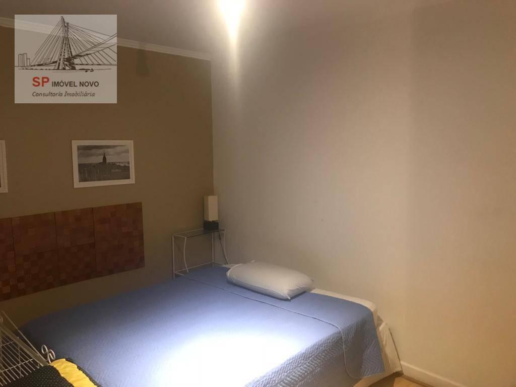 apartamento à venda, 60 m²  - itaim - são paulo/sp - ap12767