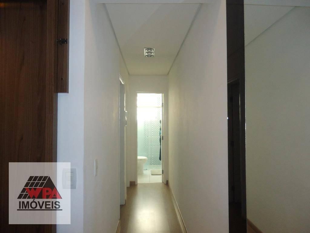apartamento à venda, 60 m² por r$ 210.000,00 - jardim são domingos - americana/sp - ap1517
