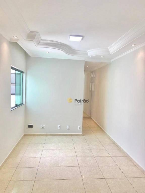 apartamento à venda, 60 m² por r$ 270.000,00 - vila homero thon - santo andré/sp - ap2531