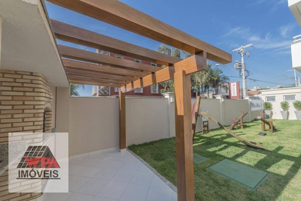 apartamento à venda, 60 m² por r$ 310.000,00 - conserva - americana/sp - ap1604