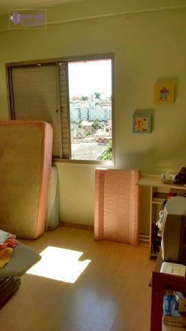 apartamento à venda, 60 m² por r$ 310.000,00 - são josé - são caetano do sul/sp - ap0400