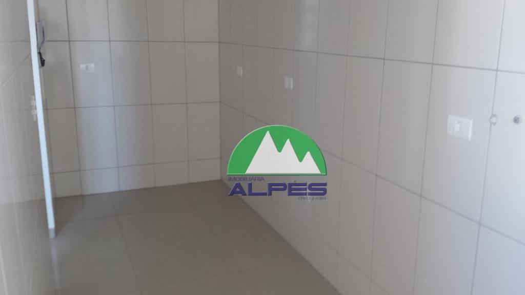 apartamento à venda, 61 m² por r$ 190.000,00 - boneca do iguaçu - são josé dos pinhais/pr - ap0789
