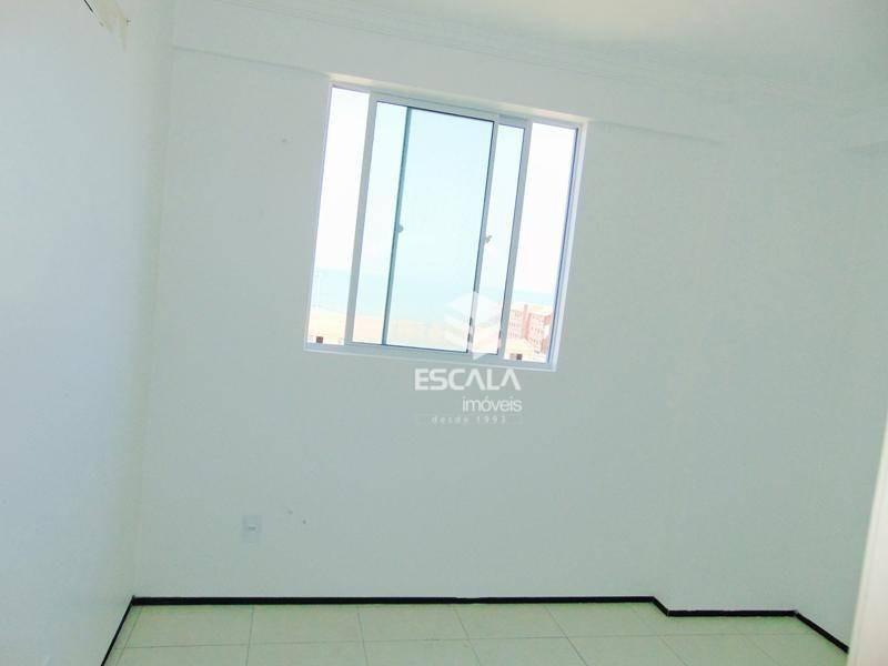 apartamento à venda, 61 m² por r$ 220.000,00 - icaraí - caucaia/ce - ap1274