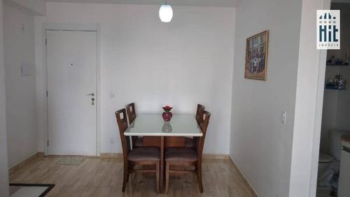 apartamento à venda, 61 m² por r$ 450.000,00 - sacomã - são paulo/sp - ap1602