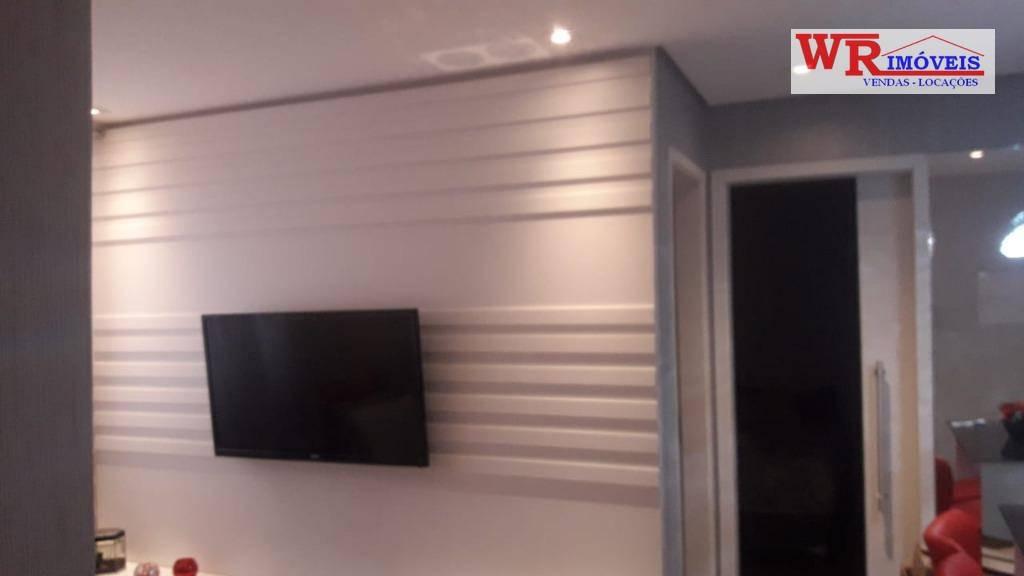 apartamento à venda, 63 m² por r$ 290.000,00 - boa vista - são caetano do sul/sp - ap2713