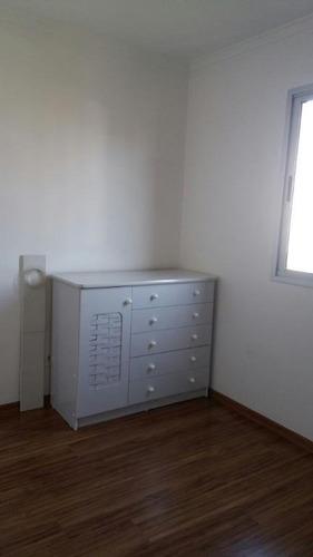 apartamento à venda, 63 m² por r$ 370.000,00 - tatuapé - são paulo/sp - ap4283