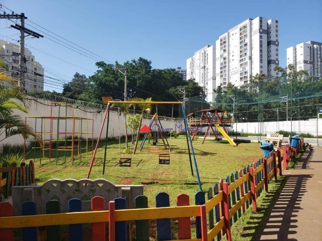 apartamento à venda, 65 m² por r$ 320.000,00 - vila yara - osasco/sp - ap7188