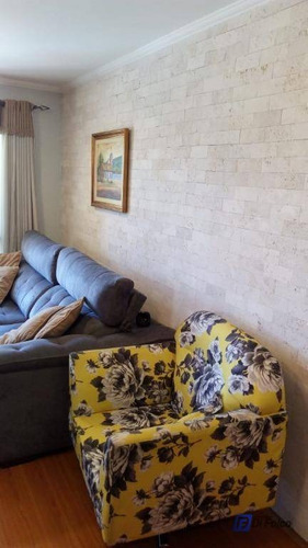 apartamento à venda, 65 m² por r$ 360.000,00 - vila baeta neves - são bernardo do campo/sp - ap0803