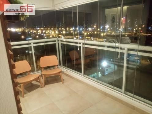 apartamento à venda, 65 m² por r$ 635.000,00 - casa verde - são paulo/sp - ap2357