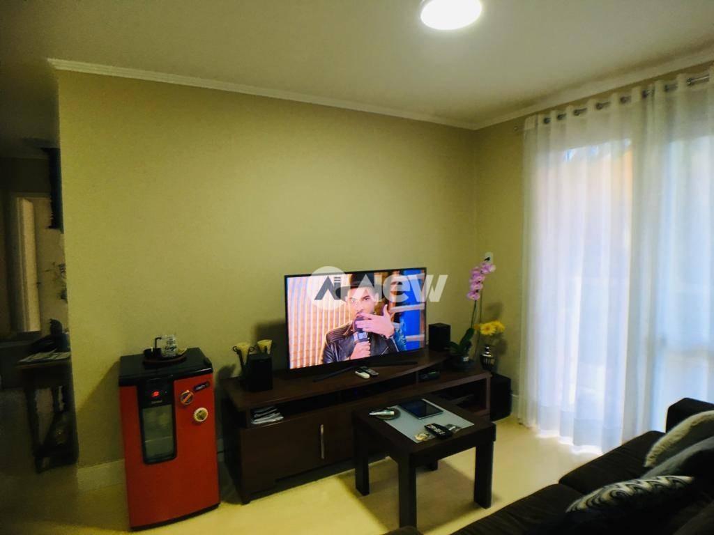 apartamento à venda, 66 m² por r$ 320.000,00 - rio branco - novo hamburgo/rs - ap2590