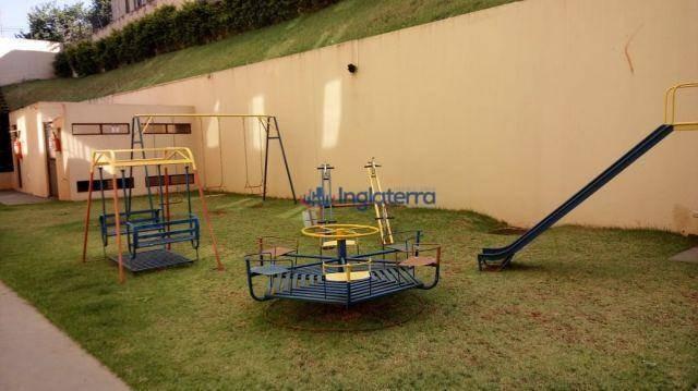 apartamento à venda, 67 m² por r$ 220.000,00 - vila ipiranga - londrina/pr - ap0211