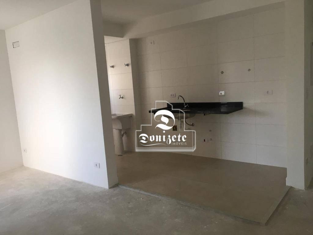 apartamento à venda, 67 m² por r$ 490.000,15 - centro - santo andré/sp - ap13518