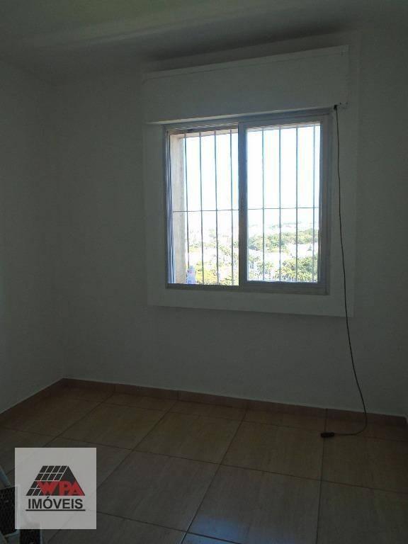 apartamento à venda, 68 m² por r$ 230.000,00 - centro - americana/sp - ap1401