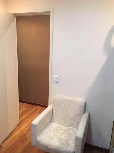 apartamento à venda, 68 m² por r$ 355.000,00 - jardim tupanci - barueri/sp - ap0119