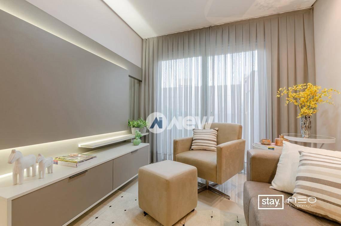 apartamento à venda, 69 m² por r$ 350.000,00 - rio branco - novo hamburgo/rs - ap2399