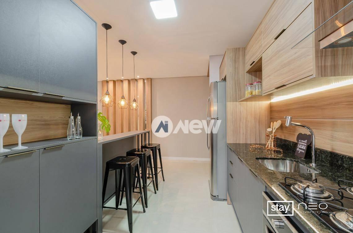 apartamento à venda, 69 m² por r$ 408.000,00 - rio branco - novo hamburgo/rs - ap2412