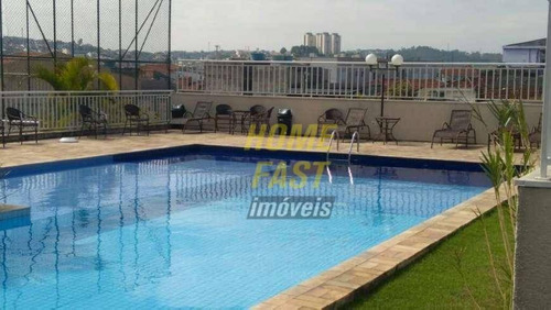 apartamento à venda, 71 m² por r$ 380.000 - vila carrão - são paulo/sp - ap1396