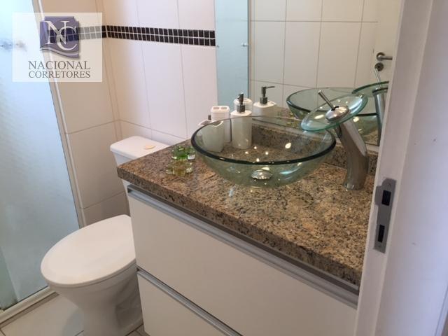 apartamento à venda, 71 m² por r$ 399.000,00 - parque jaçatuba - santo andré/sp - ap4003