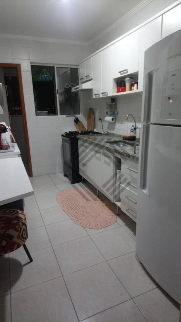 apartamento à venda, 72 m² por r$ 230.000,00 - jardim das magnólias - sorocaba/sp - ap8048