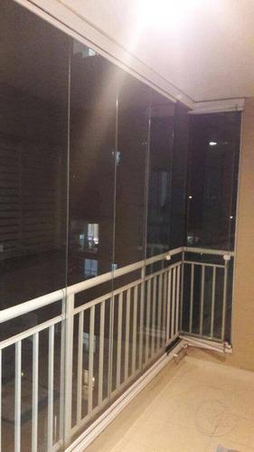 apartamento à venda, 72 m² por r$ 333.900,00 - jardim tupanci - barueri/sp - ap0137