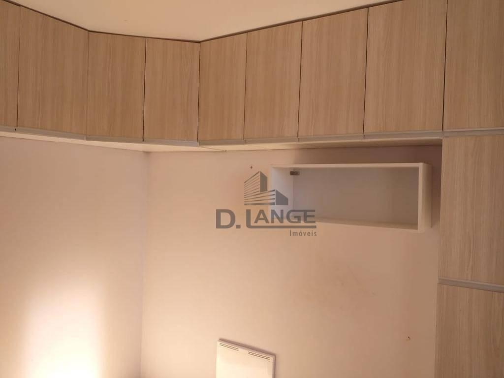 apartamento à venda, 72 m² por r$ 355.000,00 - bonfim - campinas/sp - ap18036