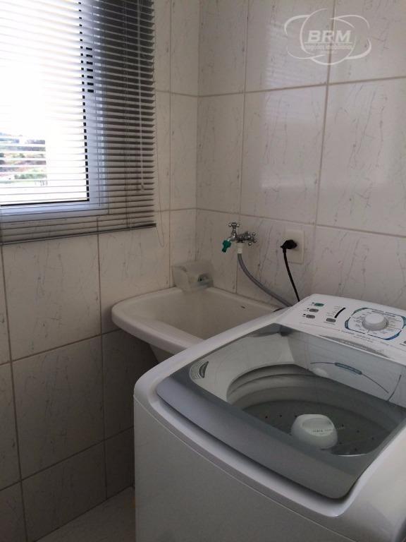 apartamento à venda, 73 m² por r$ 380.000,00 - condomínio santa claudina - vinhedo/sp - ap0125