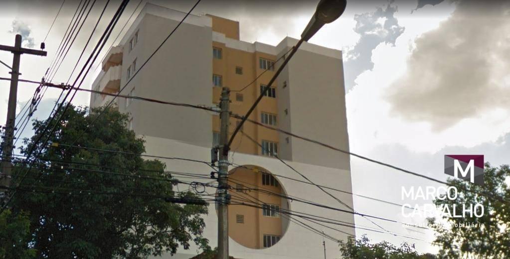 apartamento à venda, 73 m² por r$ 400.000,00 - alto cafezal - marília/sp - ap0124