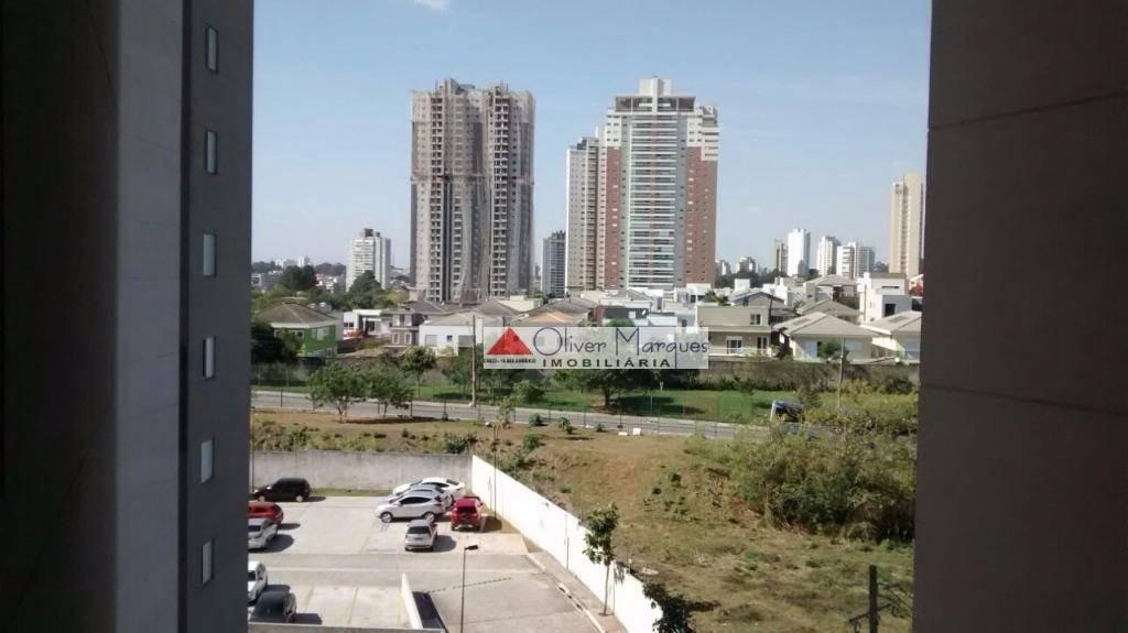 apartamento à venda, 74 m² por r$ 430.000,00 - umuarama - osasco/sp - ap5406