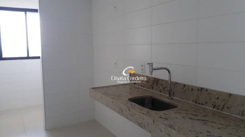 apartamento à venda, 74 m² por r$ 470.853,00 - bairro dos estados - joão pessoa/pb - ap2354