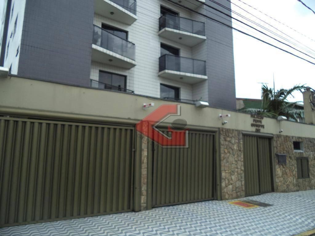 apartamento à venda, 75 m² por r$ 345.000,00 - fundação - são caetano do sul/sp - ap3045