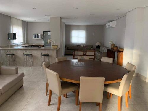 apartamento à venda, 75 m² por r$ 395.000,00 - parque prado - campinas/sp - ap17729