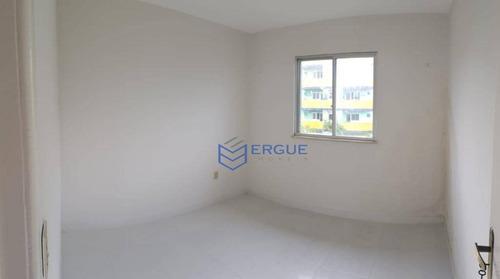 apartamento à venda, 75 m² por r$ 78.000,00 - icaraí - caucaia/ce - ap0550