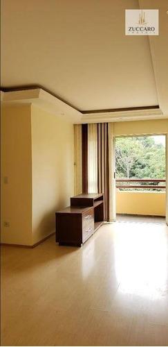 apartamento à venda, 76 m² por r$ 330.000,00 - cidade brasil - guarulhos/sp - ap13010