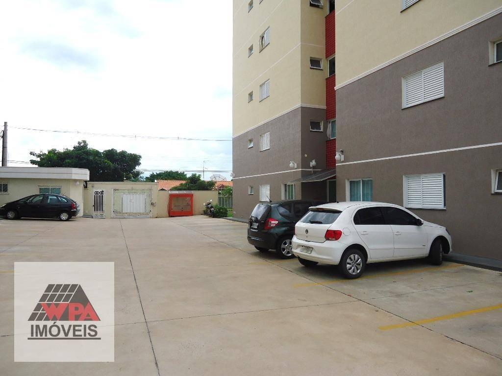 apartamento à venda, 77 m² por r$ 330.000,00 - vila dainese - americana/sp - ap1146