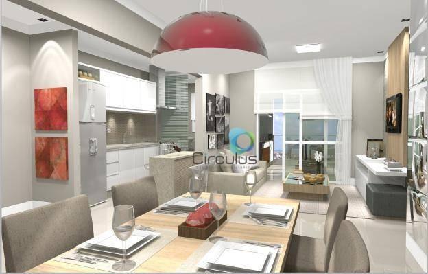 apartamento à venda, 78 m² por r$ 429.000,00 - jardim são luiz - ribeirão preto/sp - ap0779