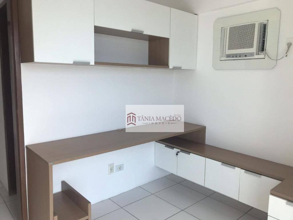 apartamento à venda, 81 m² por r$ 530.000,00 - rosarinho - recife/pe - ap0196