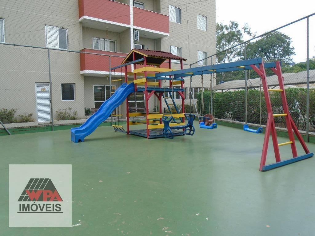 apartamento à venda, 82 m² por r$ 320.000,00 - centro - americana/sp - ap1578