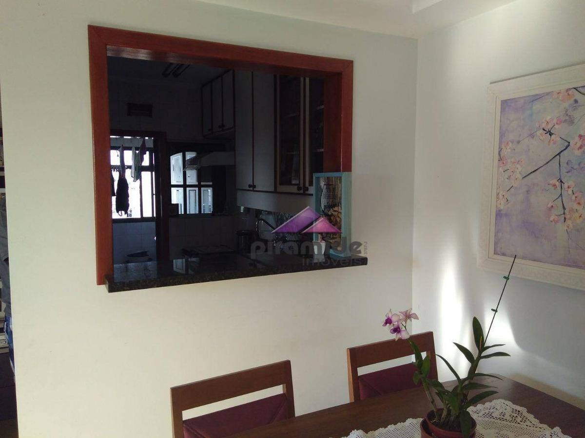 apartamento à venda, 82 m² por r$ 375.000,00 - jardim das indústrias - são josé dos campos/sp - ap8981